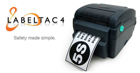 5S Label Printer