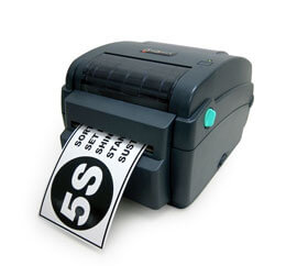LabelTac 4  Label Maker for 5S and Sign Printer